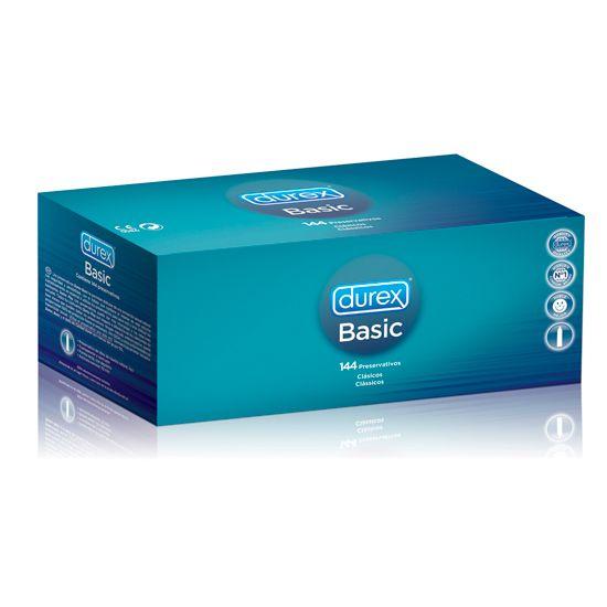 DUREX BASIC 144 UDS - 100momentos.es