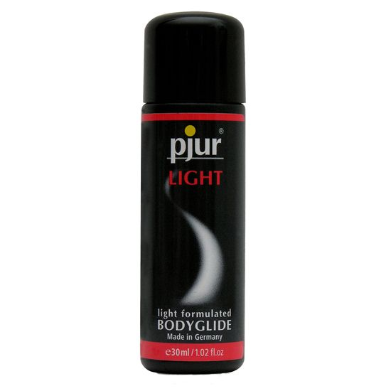 PJUR LIGHT LUBRICANTE SILICONA 30 ML - 100momentos.es