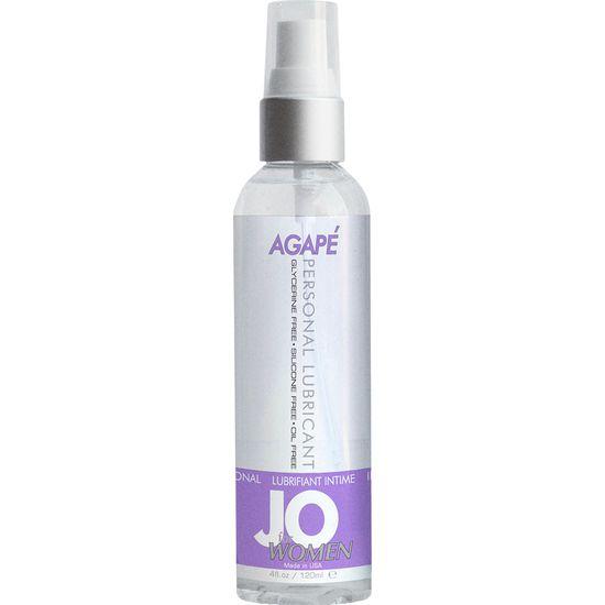 JO FOR WOMEN LUBRICANTE AGAPE 120 ML - 100momentos.es