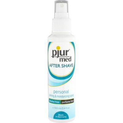 PJUR MED SPRAY PARA DESPUES DE LA DEPILACION 100 ML - 100momentos.es